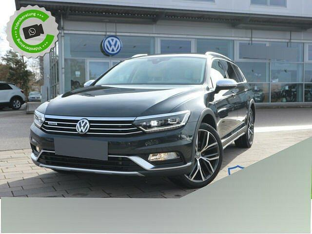 Volkswagen Passat Alltrack - 2.0 TDI DSG 4-Motion NAVI+LED+ST