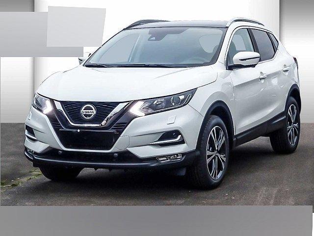 Nissan Qashqai - Zama 1.3 DIG-T EU6d Navi Keyless e-Sitze Rückfahrkam. Panorama Fernlichtass.