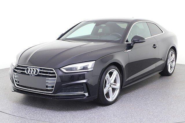 Audi A5 - 3.0 TDI Q Tip. Sport 2x S line Matrix Kessy HuD