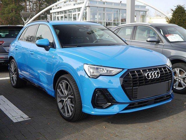 Audi Q3 - 35 TFSI 2x S line LED Kessy AHK B O DAB+ Navi 2