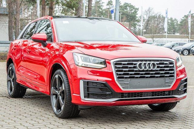 Audi Q2 - 1.4 TSI*2x S-LINE*/PANO/19ROTOR/VIRT/UPE:49