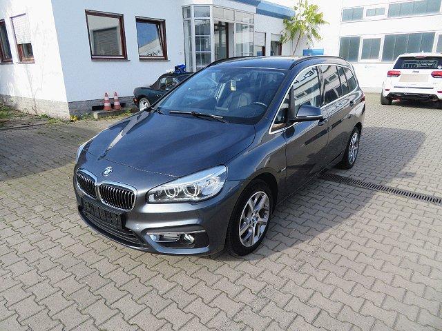 BMW 2er Gran Tourer - 216 i Luxury Line*Navi*Kamera*Leder