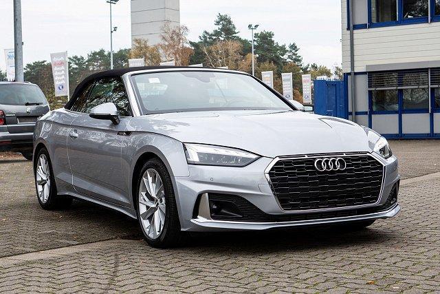 Audi A5 Cabriolet - 40 TFSI S-TRO/KOPFHEIZ/ACC*UPE:56*