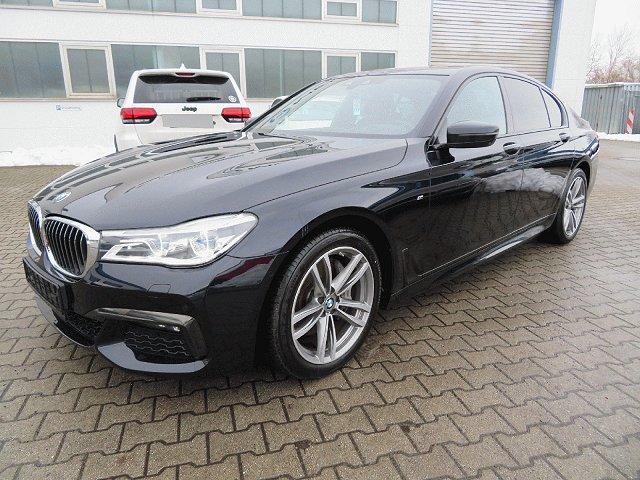 BMW 7er - 730 d xDrive M Sport Design Pure*HeadUp*Massage*
