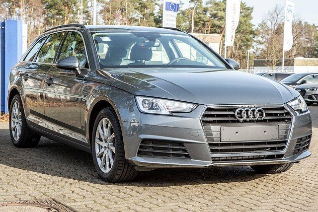 Audi A4 Avant - 2.0TDI *S-TRONIC* +STANDHZ+SHZ+NAVI+XEN