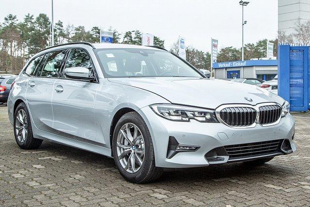 BMW 3er Touring - 330 i touring*SPORT LINE*STEPTR*/NAVI/LED/UPE:51