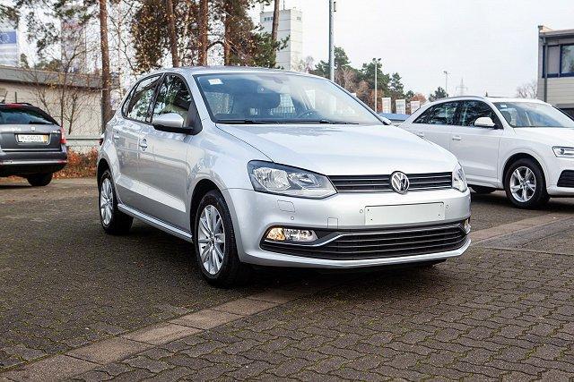 Volkswagen Polo - COMFORTLINE 1.4TDI *DSG* +NAVI+SITZHEIZ+ALU