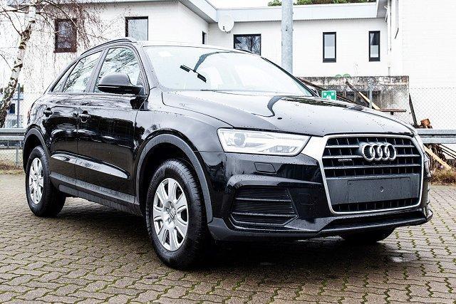 Audi Q3 - 2.0TDI *QUATTRO*+NAVI+XENON+LEDER+SITZHEIZUNG