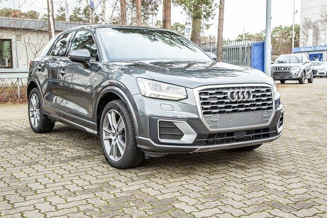 Audi Q2 - SPORT 2.0TDI S-TRONIC *QUATTRO* S-LINE +NAVI