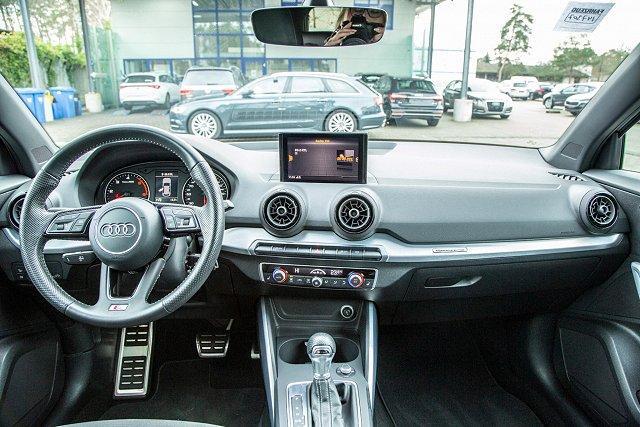 Audi Q2 SPORT 2.0TDI S-TRONIC *QUATTRO* S-LINE +NAVI