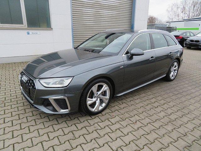 Audi A4 Avant - 40 TFSI S line*Navi*ACC*voll LED*Tour*