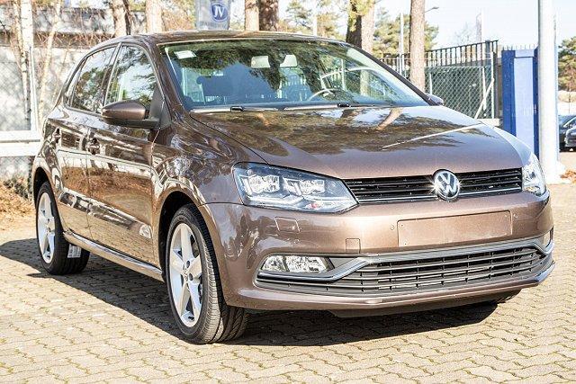 Volkswagen Polo - ALLSTAR 1.0 TSI/SHZ/LED/ANSCHL-GARANTIE