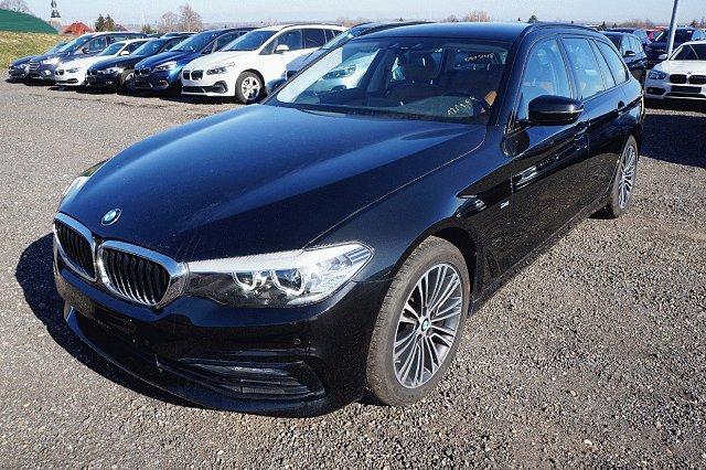 BMW 5er Touring - 520 d Sport Line*Navi*Leder*PDC*LED*
