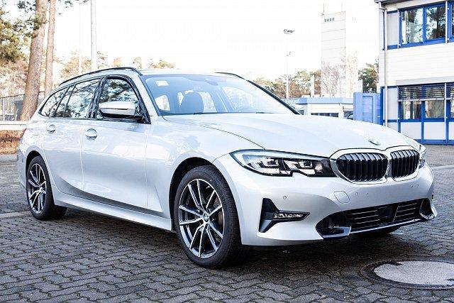 BMW 3er - 320d MILD HYBRID touring*SPORT LINE*STEP*/UPE:51