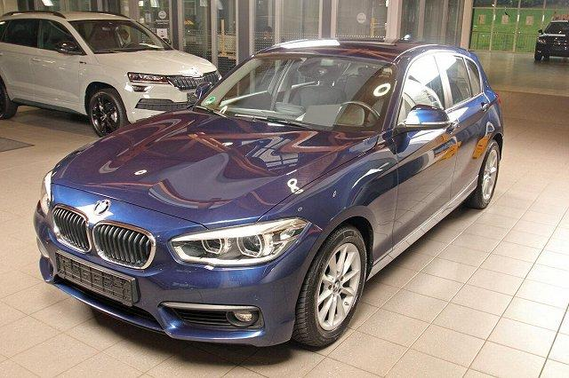BMW 1er - 120i Advantage, LED, Navi Proffessional, DAB, Soundsystem