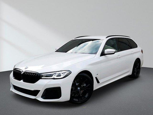 BMW 5er Touring - 520d AHK M-Sport Business HiFi