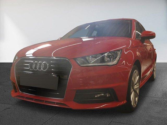 Audi A1 - 1.0 TFSI ultra sport Sportback Servotronic Navi Klimaautomatik Bluetooth MP