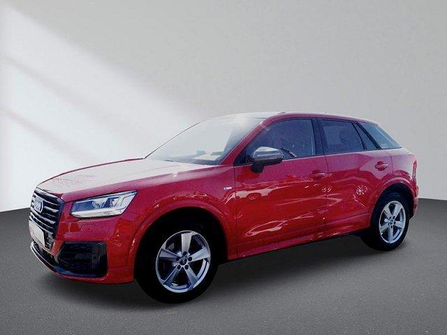 Audi Q2 - 1.0 TFSI S-Line Navi PanoDach Parkhilfe