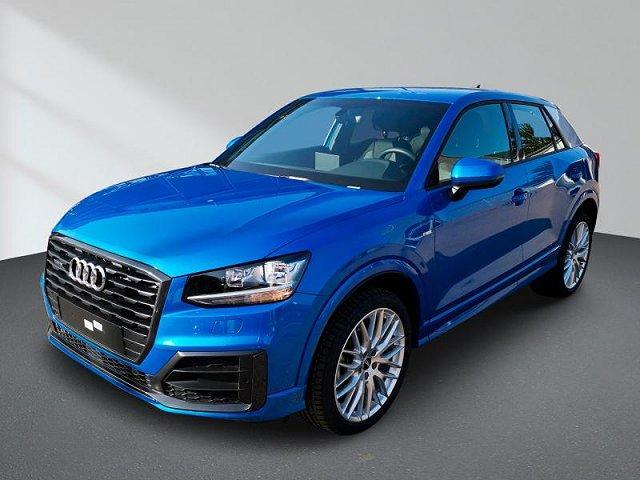 Audi Q2 - 40 TFSI quattro S tronic Navi Parkhilfe Klima