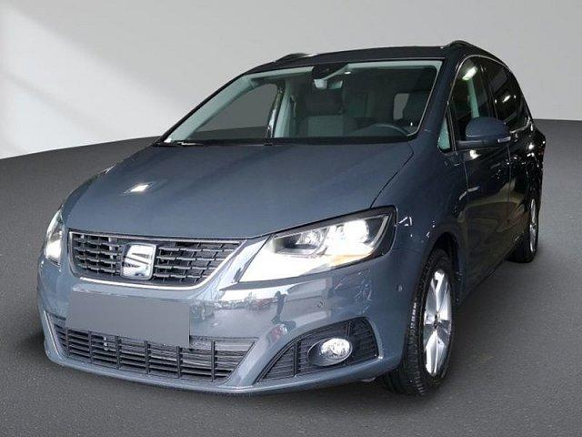 Seat Alhambra - XCELLENCE 2.0 TDI 6-Gang Schalter - Top Ausstattung !