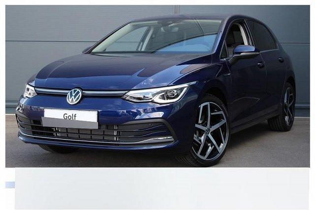 Volkswagen Golf - Style 1,5 l TSI 6-Gang Rear View