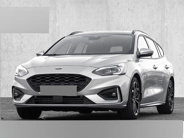 Ford Focus Turnier - ST-Line 1.0 EcoBoost EU6d-T LED Navi Keyless Kurvenlicht Parklenkass. Rückfahrkam.