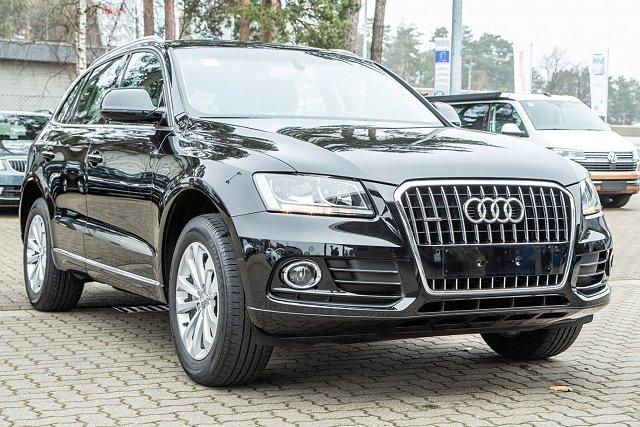 Audi Q5 - 2.0 TDI *QUATTRO* +STANDHEIZUNG+AHK+NAVI+APS