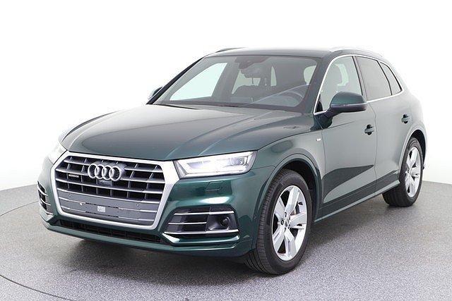 Audi Q5 - 2.0 TDI Q Tip. Sport 3x S line DAB ACC LED Navi