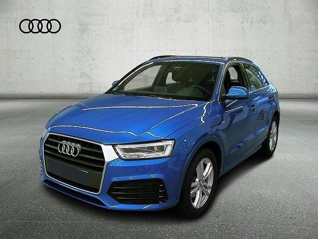 Audi Q3 - 2.0 TDI Sport S line-Sportpaket LED Kessy AHK N