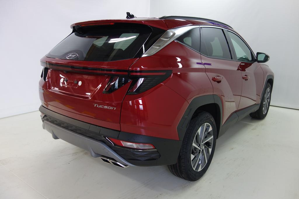 Tucson NX4 Smart Line 1,6 CRDi 2WD t1ds0-P1-O3 Sunset Red RP