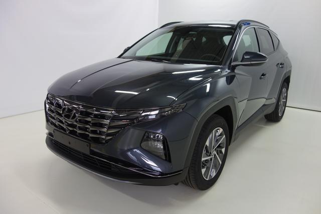 Lagerfahrzeug Hyundai Tucson - Smart Line UVP 38.230,00 Euro 1,6 CRDI 2WD MY21, 18 Zoll Leichtmetallfelgen, Kühlergrill in Dark Chrome, LED Hauptscheinwerfer, Apple CarPlay mit 8 LCD Farbdisplay, Klimaautomatik uvm.