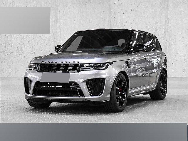 Land Rover Range Rover Sport - SVR 5.0 Leder LED Navi Keyless AD Klimasitze e-Sitze El. Fondsitzverst.