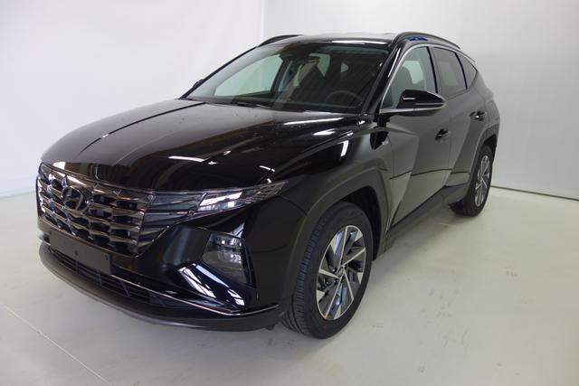Hyundai Tucson - Smart Line Sie sparen 10.740,00€ 1,6 CRDi 4WD 48V DCT MY21, 18 Zoll Leichtmetallfelgen, Kühlergrill in Dark Chrome, LED Hauptscheinwerfer, Apple CarPlay mit 8