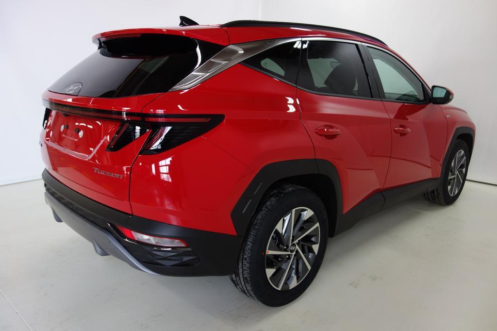 Tucson NX4 Trend Line 1,6 T-GDi 2WD 48V t1bt0 Engine Red 034953
