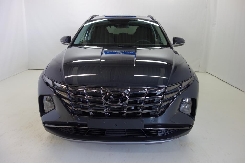 Tucson NX4 Trend Line 1,6 T-GDi 2WD 48V t1bt0 Dark Knight 034341