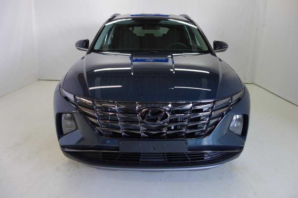 Tucson NX4 Trend Line 1,6 T-GDi 2WD 48V t1bt0-O2 Teal Schwarz 033954