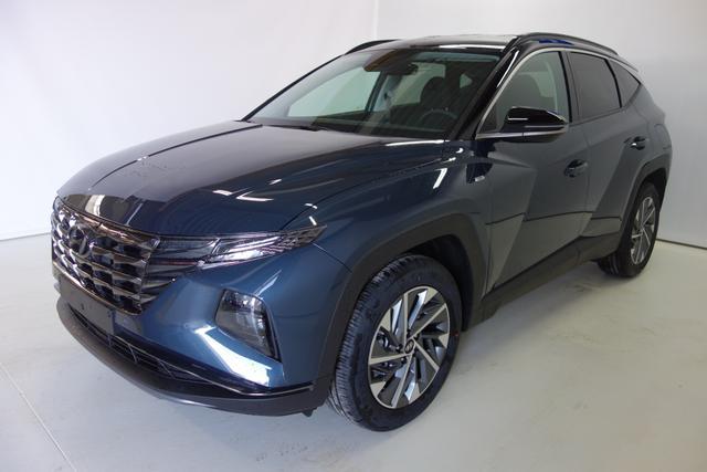 Hyundai Tucson - Trend Line 1,6 T-GDi 2WD 48V MY21, 18 Zoll Leichtmetallfelgen, Navigationssystem mit 10,25 Farbdisplay, Rückfahrkamera, Apple CarPlay, uvm.