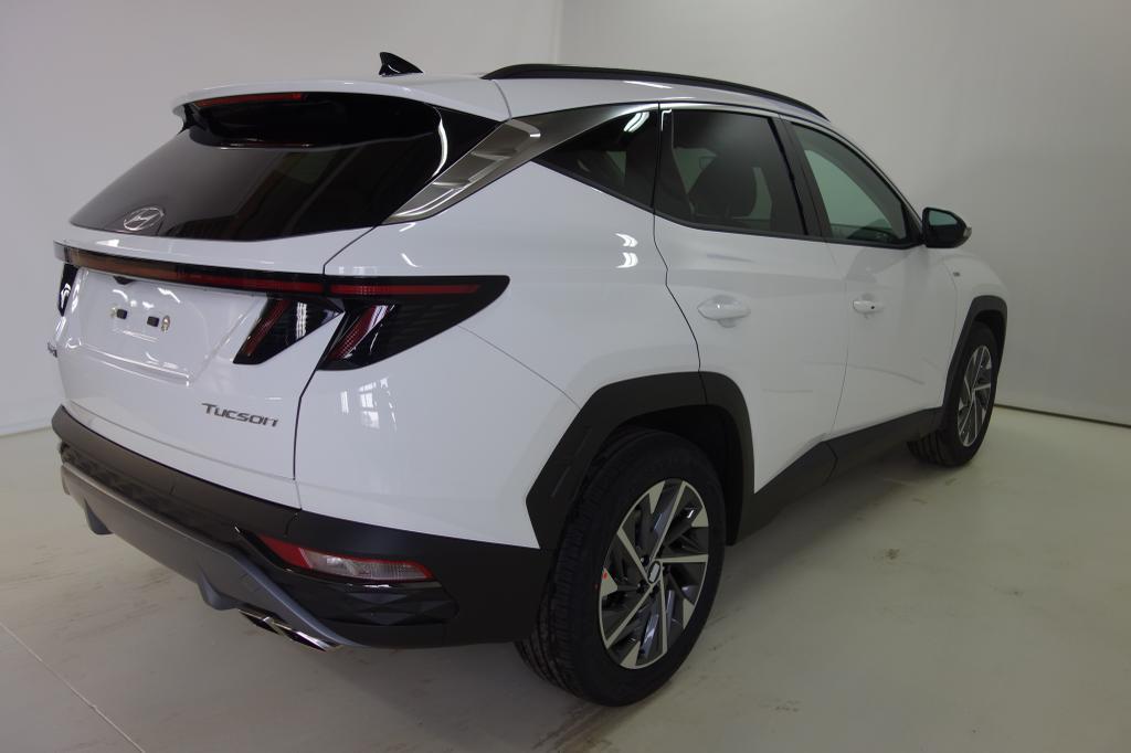 Tucson NX4 Trend Line 1,6 CRDi 2WD 48V DCT t1dt0-P2 Polar White 011036