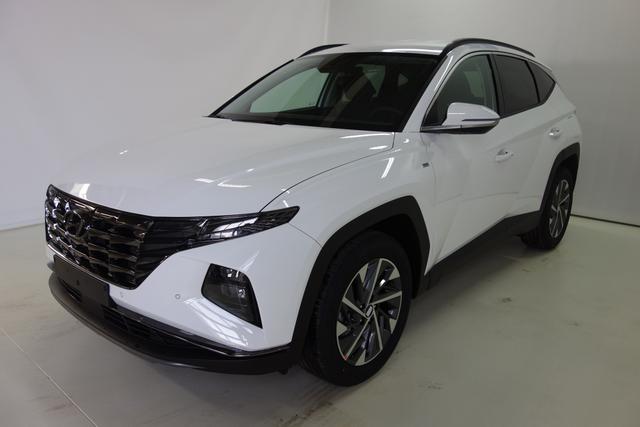 Hyundai Tucson - Trend Line 1,6 CRDi 2WD 48V DCT MY21, 18 Zoll Leichtmetallfelgen, Navigationssystem mit 10,25 Farbdisplay, Rückfahrkamera, Apple CarPlay, uvm.