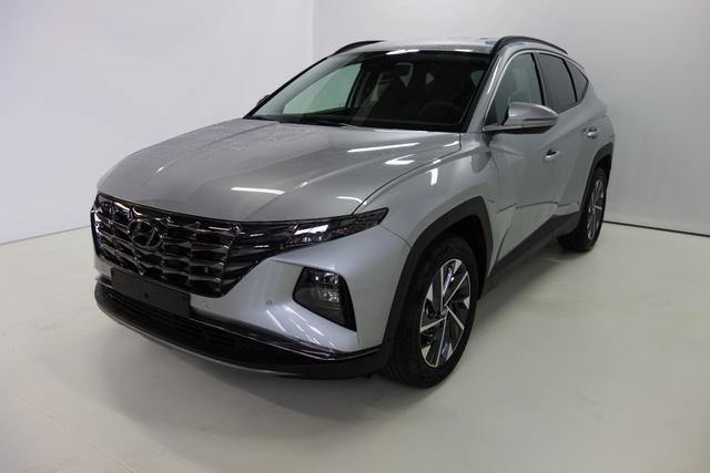 Lagerfahrzeug Hyundai Tucson - Trend Line 1,6 CRDi 4WD 48V DCT MY21, 18 Zoll Leichtmetallfelgen, Navigationssystem mit 10,25 Farbdisplay, Rückfahrkamera, Apple CarPlay, uvm.