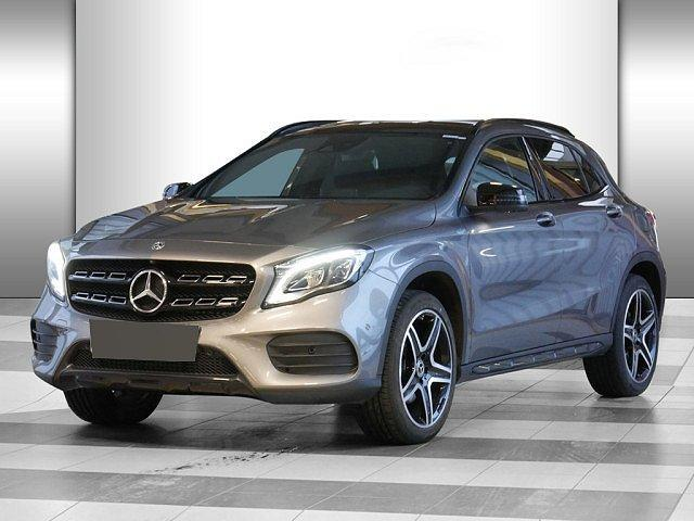 Mercedes-Benz GLA - 220 4M AMG Sport Night Exklusiv Pano H/K
