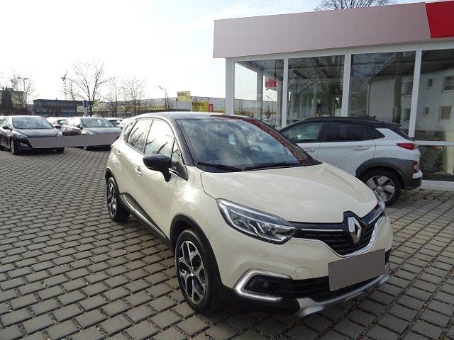 Renault Captur - Intens 1.2 TCe 120 +LED+NAVI+KAMERA+PDCv+h+KEYLESS+SHZG+BLUETOOTH