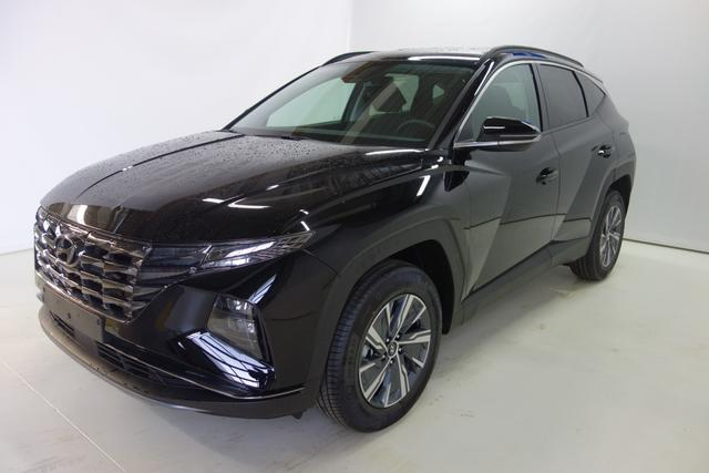 Vorlauffahrzeug Hyundai Tucson - Trend Line 1.6 T-GDI HYBRID 4WD 6AT MY21, 17 Zoll Leichtmetallfelgen, Navigationssystem mit 10,25 Farbdisplay, Rückfahrkamera, Apple CarPlay, Technik Paket uvm.