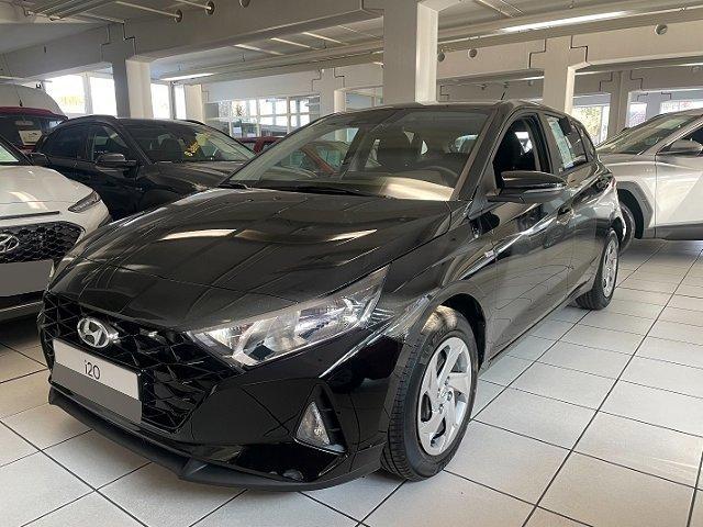 Hyundai i20 - Neues Modell 2021 1.2 Benzin Select KLIMA+TEMPOMAT+BLUETOOTH+UVM+