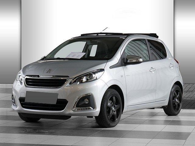Peugeot 108 - Top! Style 1.0 VTi 72 Kamera SHZ Klima Leder