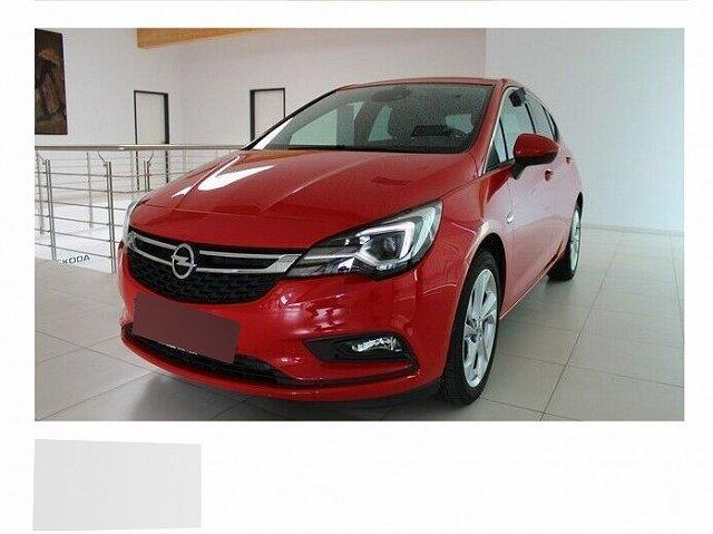 Opel Astra - 1.4 Turbo Start/Stop Innovation, Rück