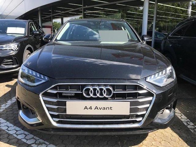 Audi A4 Avant - advanced 45TFSI quattro 1 virtualC. MatrixLED Assist Navi connect AlcantaraSport