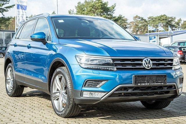 Volkswagen Tiguan - HIGHLINE 2.0TDI DSG *4-MOTION* +NAVI+PANO