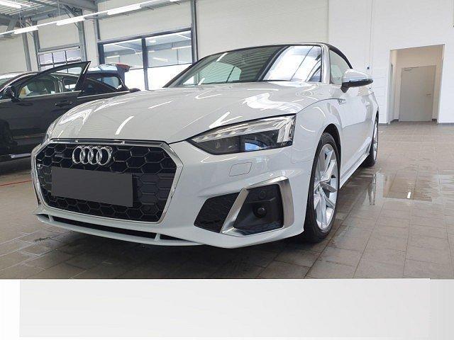 Audi A5 Cabriolet - 40 S line 2.0 TDI (EURO 6d-TEMP)