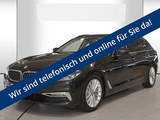 BMW 5er Touring - 530 d Aut. Luxury Line Tour. Panor. LED Navi StandHZG Keyless